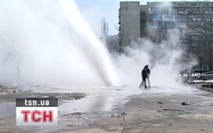 Києву загрожує техногенна катастрофа і нестача води
