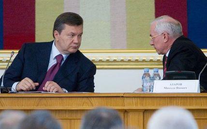 Янукович сьогодні проведе чистки в Кабміні