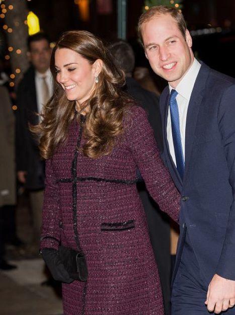 Герцогиня Кэтрин и принц Уильям в Нью-Йорке / © Getty Images/Fotobank