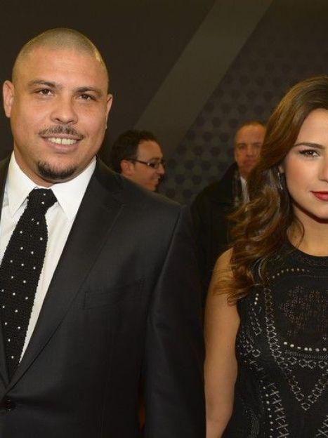 Роналдо с супругой / © East News