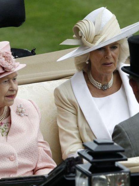 Королева Елизавета II / © EPA/UPG