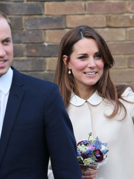 Принц Уильям и герцогиня Кэтрин / © East News