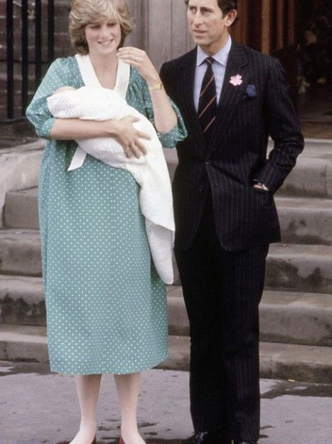 Принцесса Диана и принц Чарльз, 22 июня 1982 год / © East News