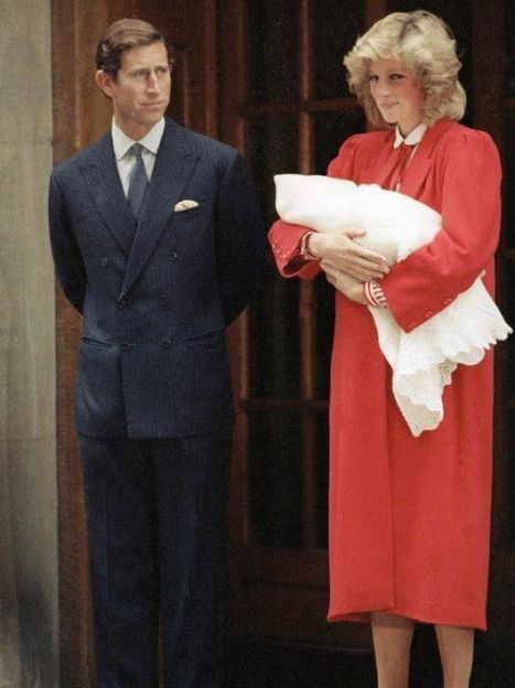 Принц Чарльз и принцесса Диана / © East News