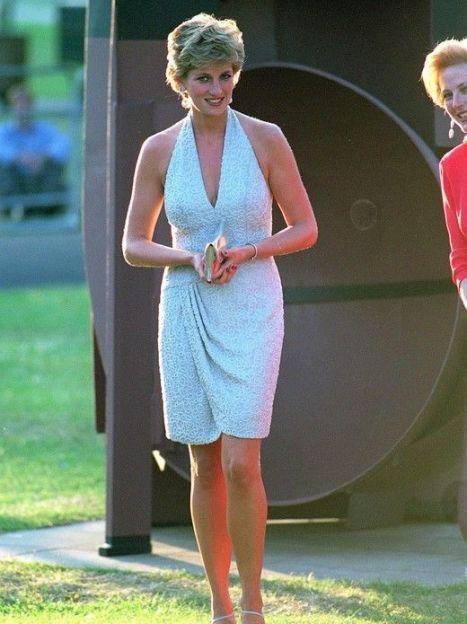 Принцесса Диана, 1995 год / © East News