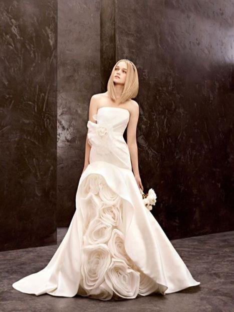 Свадебная коллекция лето-2013 от Веры Вонг / ©