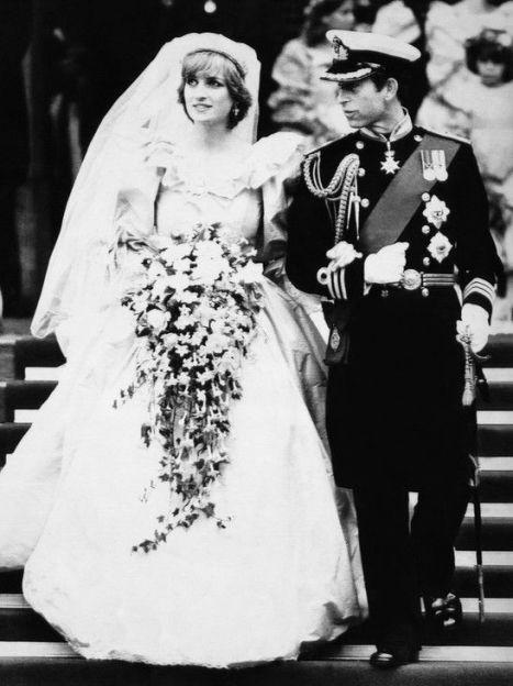 Свадьба принцессы Дианы и принца Чарльза / © East News