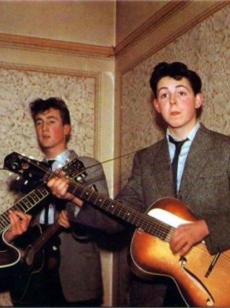 Группа The Beatles / ©