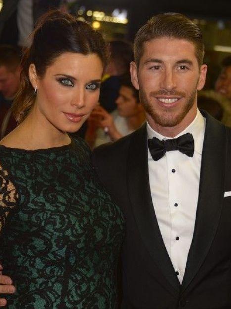 Сергио Рамос с женой / © East News