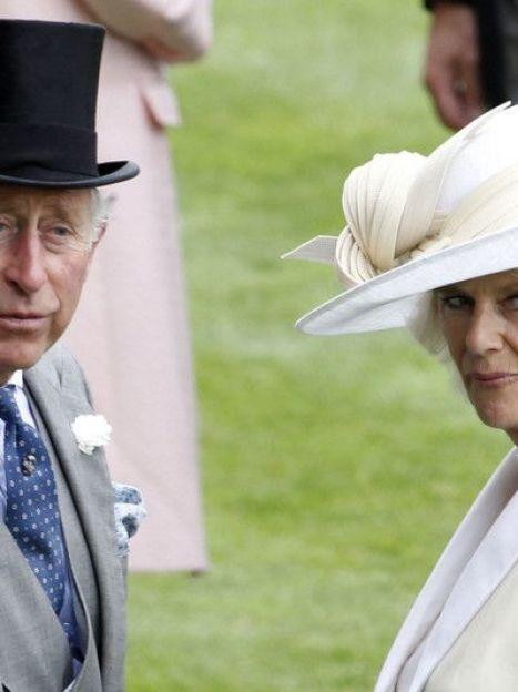 Принц Чарльз и герцогиня  Корнуольская Камилла / © EPA/UPG