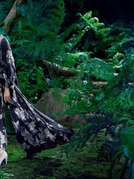 Осенний лукбук Vera Wang 2013 / ©