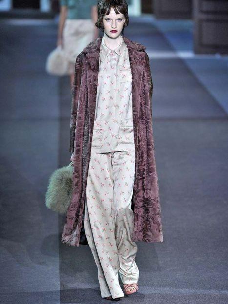 Louis Vuitton прет-а-порте сезона осень-зима 2013-2014 / ©