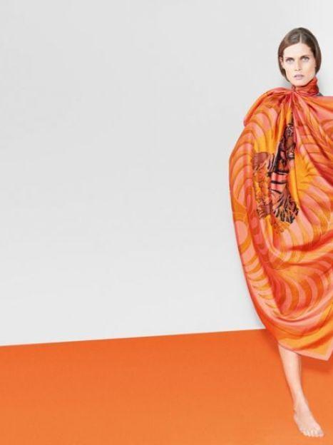 Осенняя коллекция Hermes, 2013 / ©