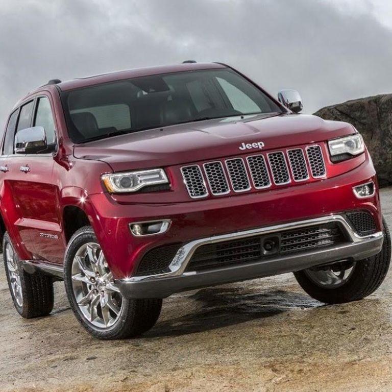Новый Jeep Grand Cherokee попал под отзывную кампанию