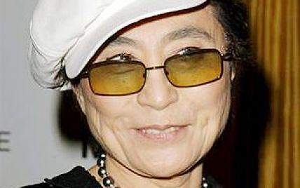 Йоко Оно выпускает ювелирную коллекцию
