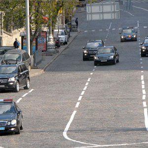 Верховная Рада хочет запретить перекрывать улицы для кортежей
