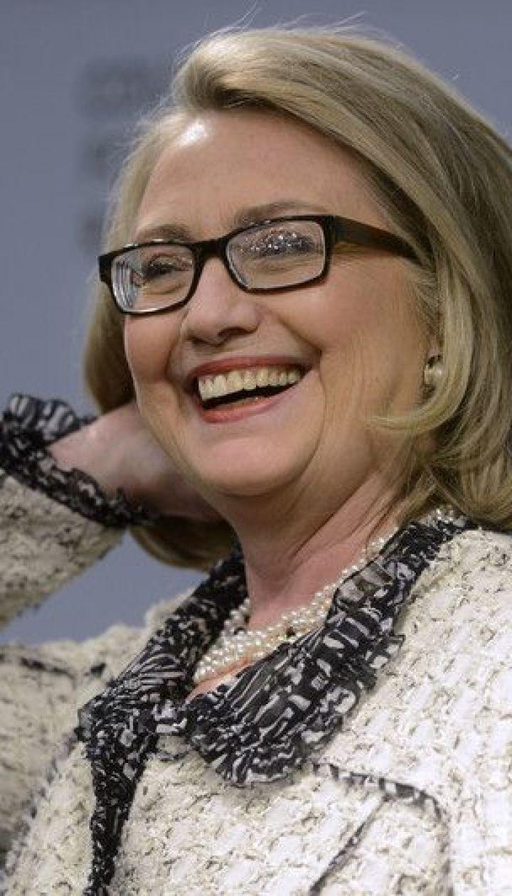 Гілларі Клінтон / © EPA/UPG