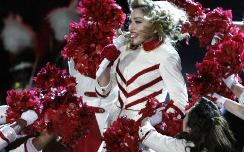 Концерт Мадонни в Києві / © glamurchik.tochka.net