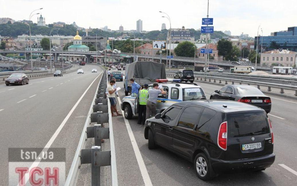 """Винною у ДТП очевидці називають водія """"Тойоти"""" / © Євген Малолєтка/ТСН.ua"""