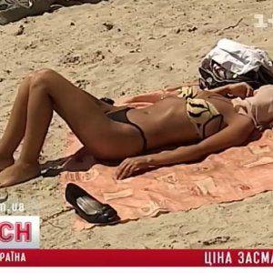 Разом із засмагою українці отримують рак шкіри та нервові розлади
