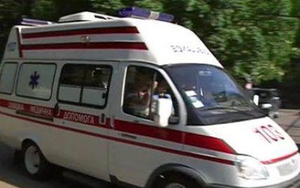 На Київщині п'яний екс-даішник в'їхав у мікроавтобус з пасажирами