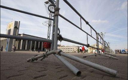 Українська міліція скуповує засоби захисту від натовпу