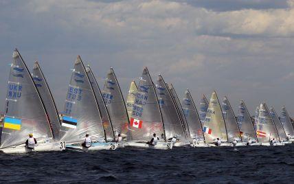 Українець не фінішував на Олімпіаді через зіткнення човнів
