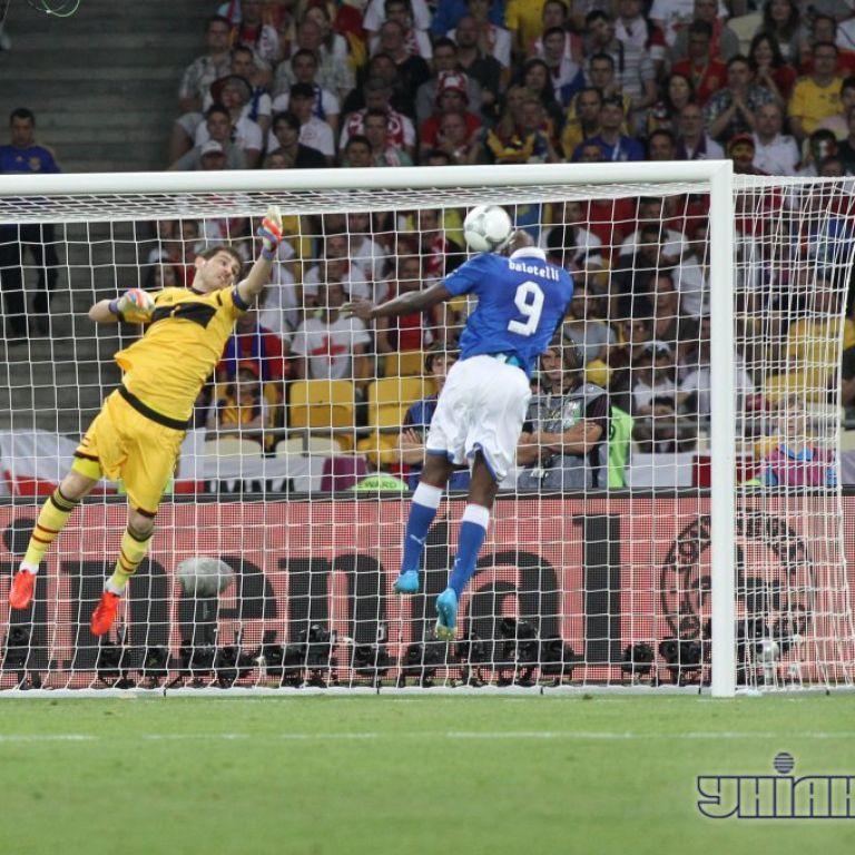 Євро-2012 показав найнижчу результативність за останні 16 років