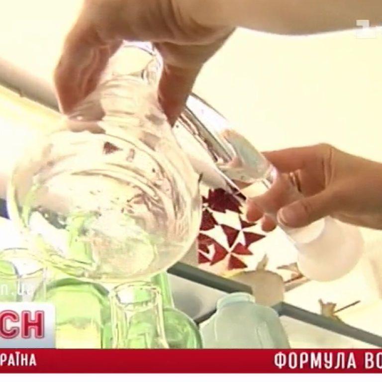 Українську питну воду визнали найгіршою в Європі