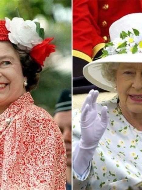 Если шляпка украшена цветами, то средних размеров (AFP) / ©