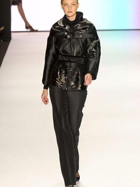 Carolina Herrera, коллекция осень-зима 2011-2012 Нью-Йорк / ©