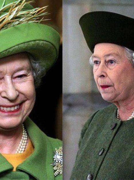 Одежду и шляпки Елизавете II шьют придворные дизайнеры. Британская королева всегда элегантна и всегда в шляпе, подобранной в тон к наряду (AFP) / ©