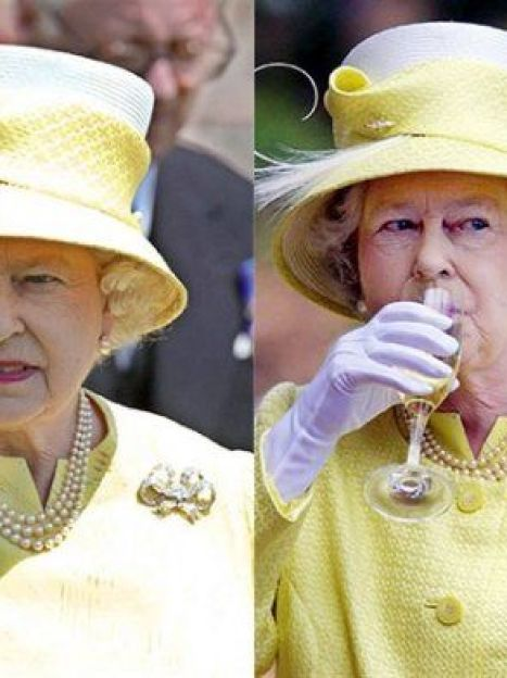 Королева Елизавета II - настоящая королева шляпного стиля (AFP) / ©