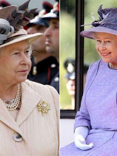 Королева отдает чистым ярким цветам: канареечно-желтому, фуксии, зеленому, красному и голубому. (AFP) / ©