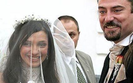 Як Жужа вперше виходила заміж. Яскраві моменти весілля Євгенії Тимошенко та Шона Карра