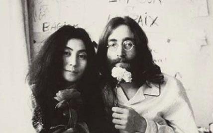 Запис невиданої пісні Джона Леннона і Йоко Оно виставили на аукціоні: вартість стартує від $32 тис.