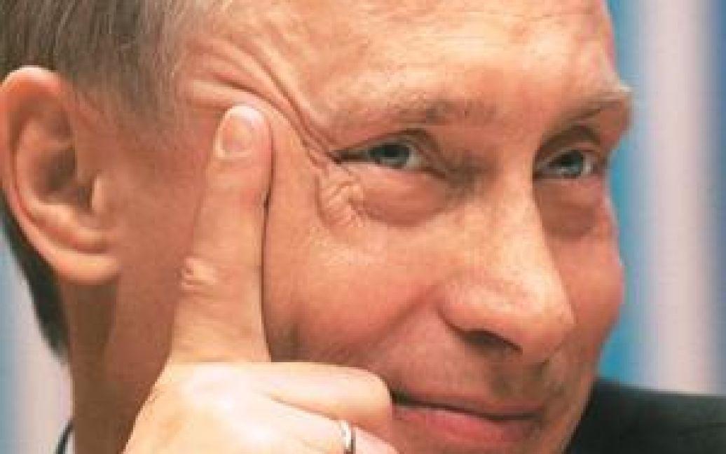 Володимир Путін / © seychas.ua