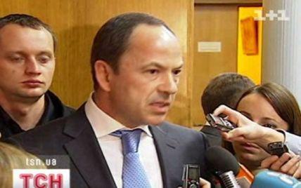 Тігіпко вирішив трохи відкласти злиття своєї партії з ПР