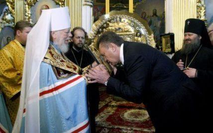 Янукович, Захарченко и Пшонка хотели устранить митрополита Владимира от управления УПЦ МП - ГПУ