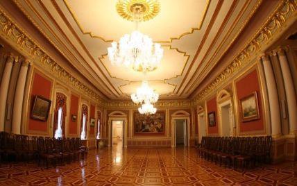 На реставрацію Маріїнського палацу виділять 170 мільйонів