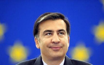 Саакашвілі вважає вступ Грузії до ЄС  лише справою часу