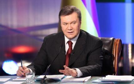 Янукович схвалить декриміналізацію наступного тижня