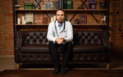 Лікар Дубровський назвав популярний міф про симптоми коронавірусу