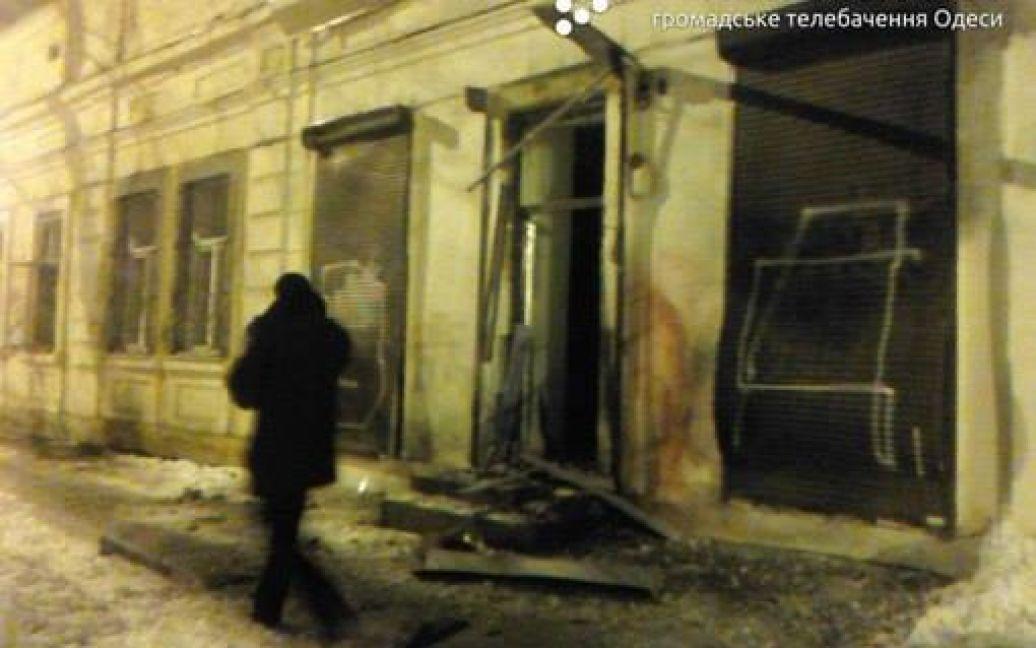 Друзки після вибуху розкидані в радіусі 13 метрів / © facebook.com/hromadske.od.ua