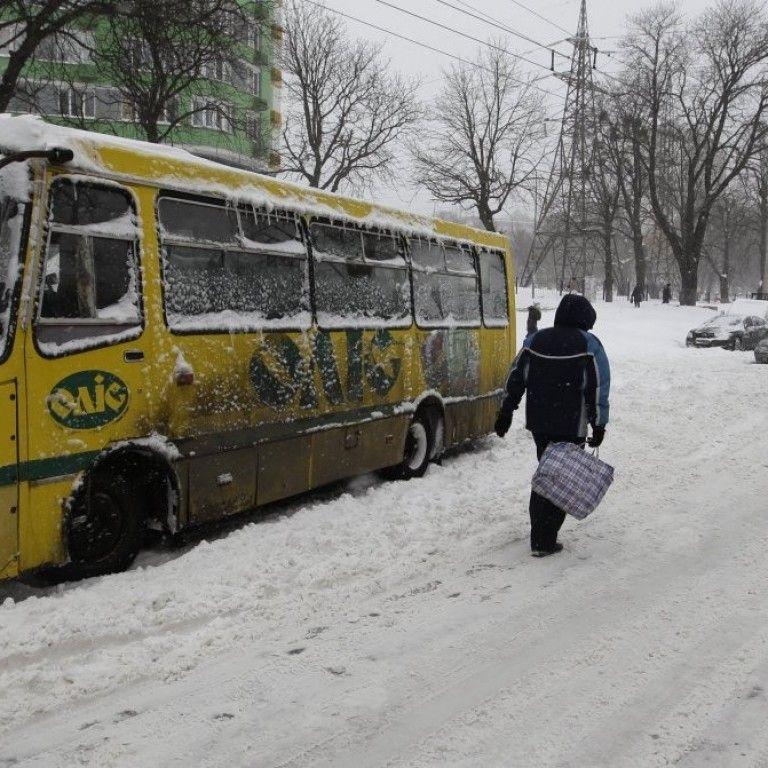 В Киеве после подорожания проезда неожиданно подешевела маршрутка на Троещину