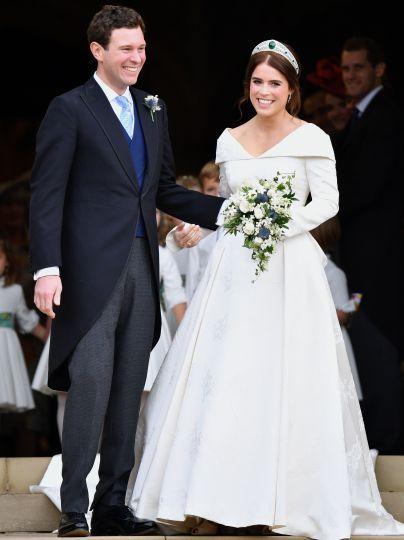 Принцеса Євгенія і Джек Бруксбенк / © Getty Images