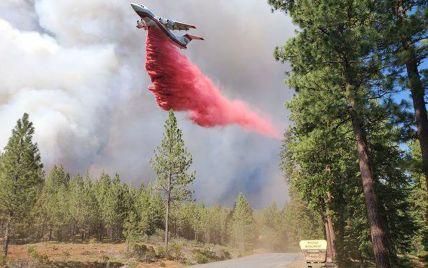 В Канаде бушуют лесные пожары, к тушению привлекут армию
