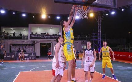 Сборная Украины опозорила Россию на Чемпионате Европы по баскетболу 3х3 (видео)