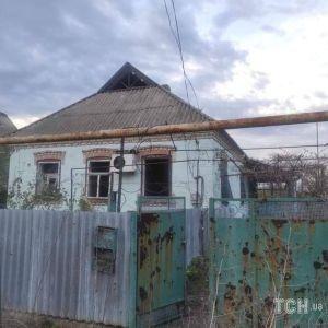 Бойовики обстріляли житлові будинки Мар'їнки: фото