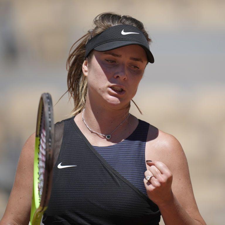 Українки підкорюють Roland Garros: Світоліна пробилася до другого кола, обігравши 17-річну француженку